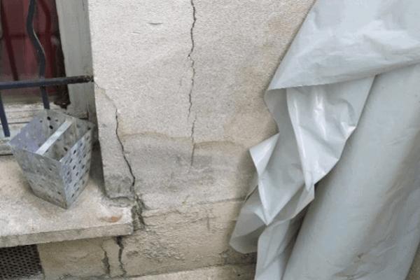 réparation fissure plancher béton Essonne