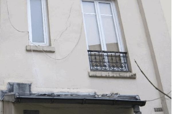 reparer une fissure dans un mur en béton Seine-Saint-Denis